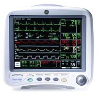 Acquire data from GE Solar / Dash / Unity patient monitors